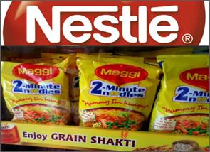 nestle and enhanced trouble spice sample had failed after maggi noodles