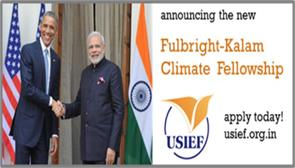 india us launch fulbright kalam climate fellowship