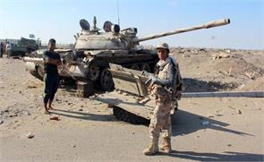 35 militants killed in yemen fighting trying to capture the crown