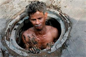 sewer cleaning in the country every year more than 22 thousand people die