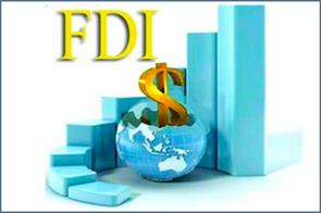 finance ministry foreign direct investment