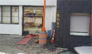 gurudwara explode in germany three injured