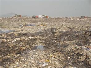 seek alternative location not easy for dumping ground