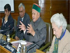 virbhadra singh government martyr families