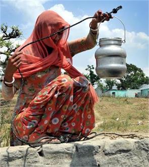 water scarcity in jammu paddar village
