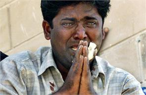 qutubuddin ansari picture made him the face of horrific gujarat riots of 2002