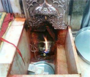 jwala devi temple natural jwalaan