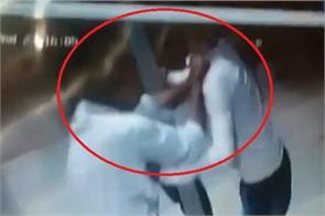 three boys beaten a restaurant manager in ahmadabad