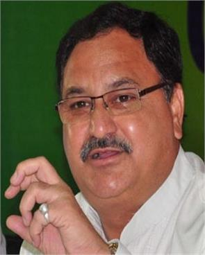 union health minister jp nadda central government