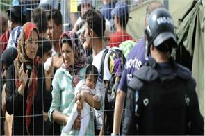 opinion polls economic crisis refugee hatred violence