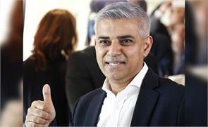 pakistan celebrates sadiq khans london mayor win