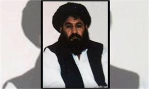 afghan taliban chief mullah akhtar mansoor