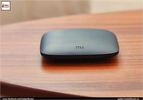 xiaomi mi box android tv set top box revealed
