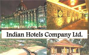 indian hotels company ltd hospitality financial costs