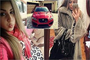 daughter of communist party leader in moldova shows off her wealth