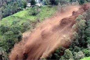 landslides in arunachal no casualties