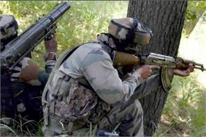released in lolab in kupwara encounter a militant was killed