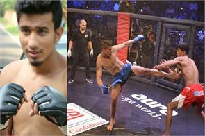rohit jangid mixed martial arts mma jaipur