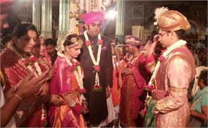 mysuru royal wedding of yaduveer wadiyar and trishika kumari singh