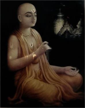 sri chaitanya mahaprabhu vaishnav true story