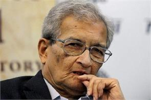 economic thinker of the world is running out of india amartya sen