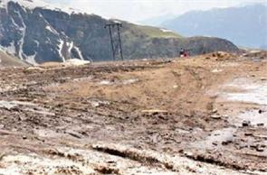 what became of snow rohtang pass what is more due