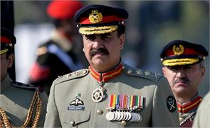 pakistan army chief asks us to bomb taliban hideouts in afghanistan