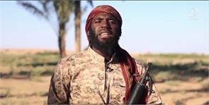 american isis fighter releases video praising orlando gunman for killing 49 in gay nightclub