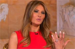 the author of melania apologizes for speech