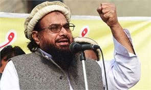 india is preparations for a big war against pakistan says hafiz saeed