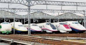 mumbai ahmedabad high speed train fare to be less than airfare