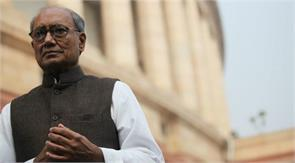 digvijay singh tweeted on zakirs issue and commment on rajnath singh