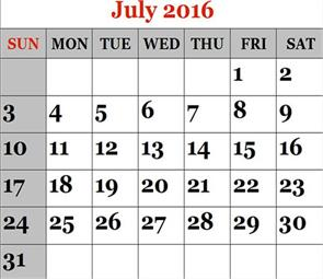 indian astrology july