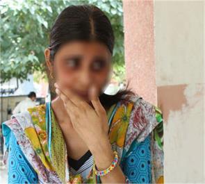 meerut married husband beatings