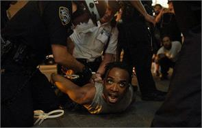 2 snipers apparently shot 10 police officers during protests 3 officers are dead