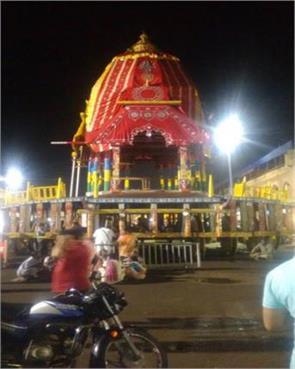 rath yatra of lord jagannath