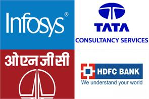 tcs hdfc bank