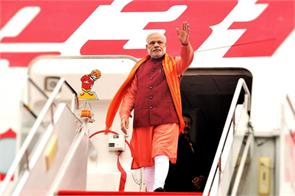 expenses by pm modi on his foreign tours