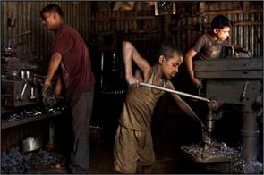 children under 14 years stay on the labor provision of the bill passed in rajya sabha