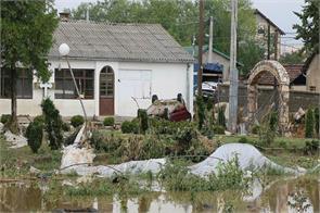 macedonia flooding