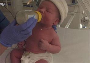 doctors stop baby s heart for 15 hours
