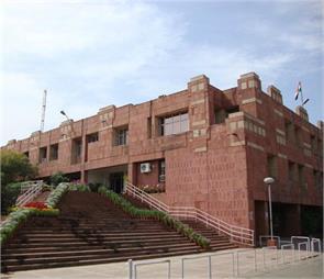 jnu research scholar booked rape case