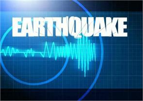 rampur earthquakes shock kullu