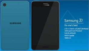 samsung to launch its next tizen smartphone z2 on tuesday