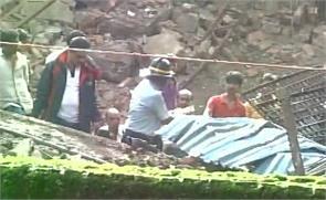 bhiwandi building collapses near mumbai