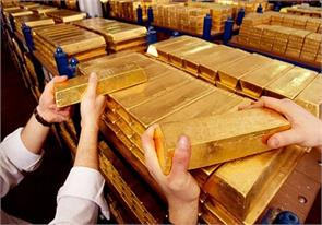 gold imports in april june fell 52 5 percent to  4 97 billion