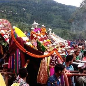 laraankelo kahika festival miracle god ladaee mahadev