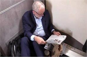 passengers back jeremy corbyns claim that virgin train was ram packed