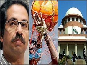 dont cross lakshman rekha of beliefs shivena to supreme court