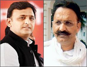 mukhtar ansari has responded in style to those for the young